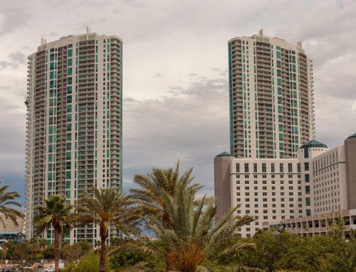 High rise condos in Las Vegas