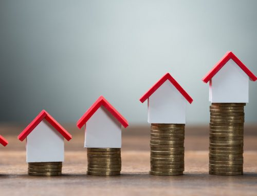 Average home prices ticking up locally and nationwide