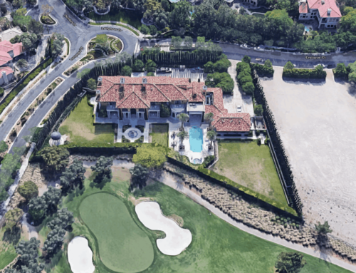 Steve Wynn's house at 1717 Enclave Court is for sale