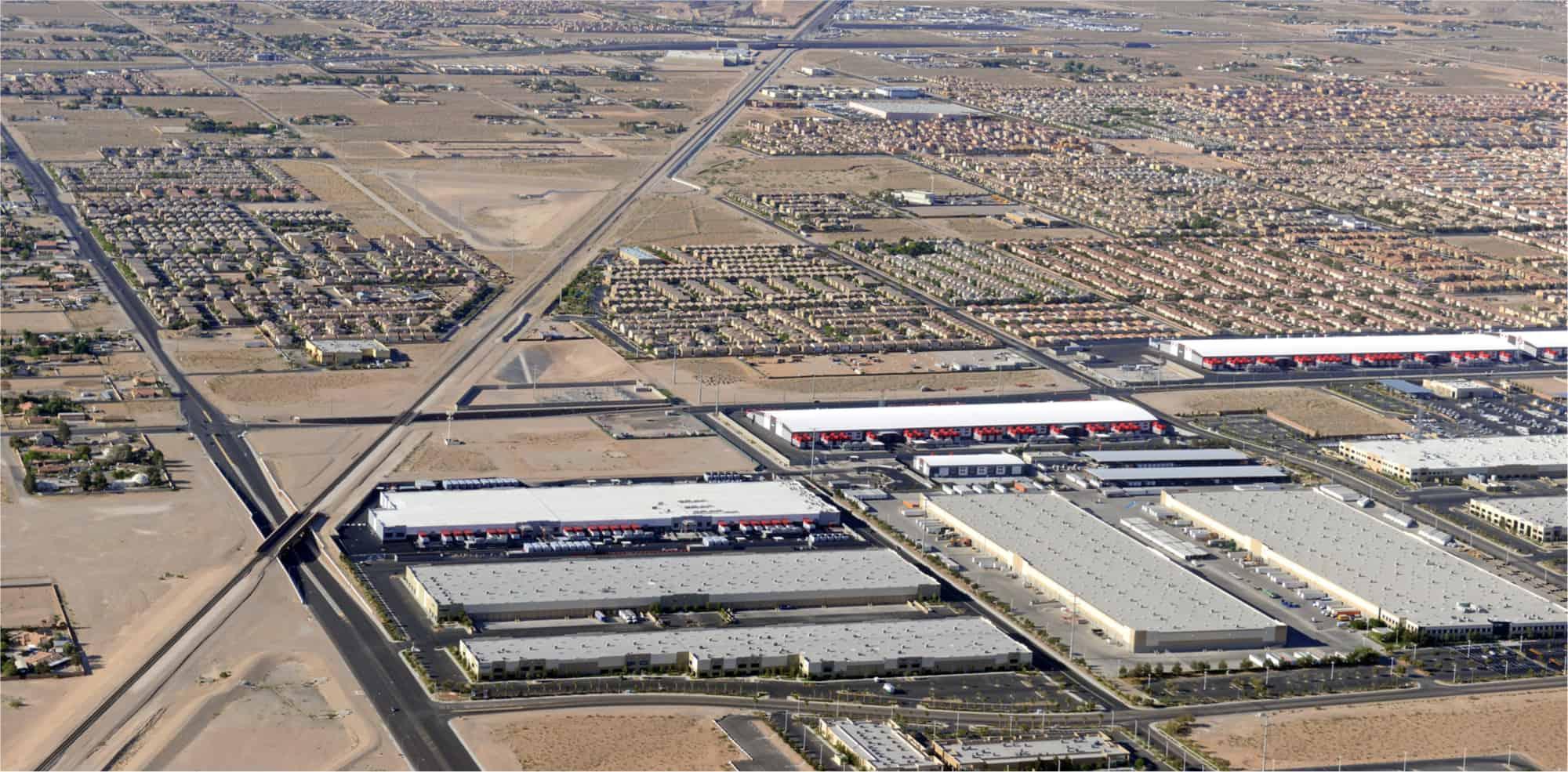 Las Vegas business expansion